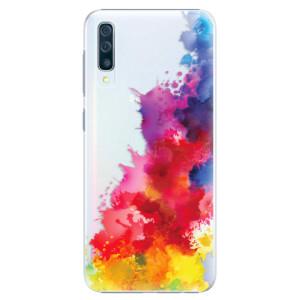 Plastové pouzdro iSaprio Color Splash 01 na mobil Samsung Galaxy A50