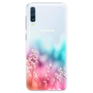 Plastové pouzdro iSaprio Duhová Tráva na mobil Samsung Galaxy A50 / A30s