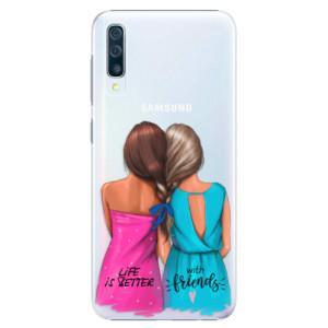 Plastové pouzdro iSaprio Best Friends na mobil Samsung Galaxy A50 / A30s - poslední kus za tuto cenu