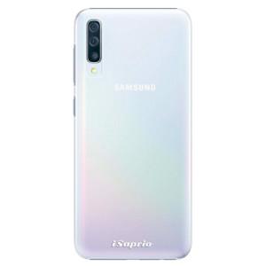 Plastové pouzdro iSaprio 4Pure mléčné bez potisku na mobil Samsung Galaxy A50 / A30s