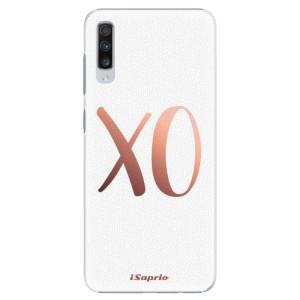 Plastové pouzdro iSaprio XO 01 na mobil Samsung Galaxy A70