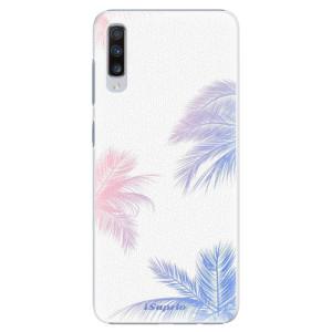 Plastové pouzdro iSaprio Palmy 10 na mobil Samsung Galaxy A70