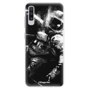 Plastové pouzdro iSaprio Astronaut 02 na mobil Samsung Galaxy A70