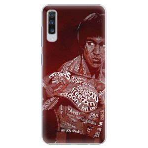 Plastové pouzdro iSaprio Bruce Lee na mobil Samsung Galaxy A70