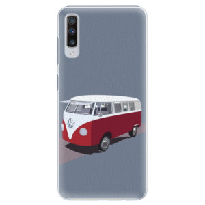 Plastové pouzdro iSaprio VW Bus na mobil Samsung Galaxy A70
