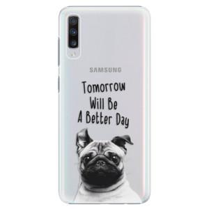 Plastové pouzdro iSaprio Better Day 01 na mobil Samsung Galaxy A70