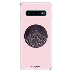 Plastové pouzdro iSaprio Hora 10 na mobil Samsung Galaxy S10