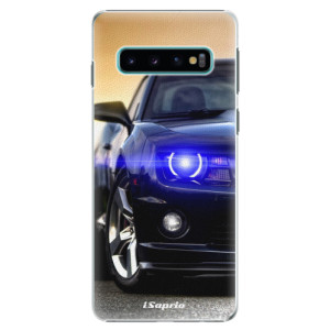 Plastové pouzdro iSaprio Chevrolet 01 na mobil Samsung Galaxy S10