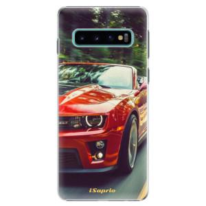 Plastové pouzdro iSaprio Chevrolet 02 na mobil Samsung Galaxy S10