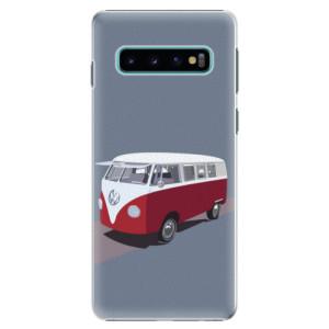 Plastové pouzdro iSaprio VW Bus na mobil Samsung Galaxy S10