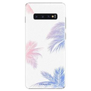 Plastové pouzdro iSaprio Palmy 10 na mobil Samsung Galaxy S10 Plus