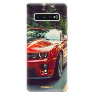 Plastové pouzdro iSaprio Chevrolet 02 na mobil Samsung Galaxy S10 Plus