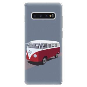 Plastové pouzdro iSaprio VW Bus na mobil Samsung Galaxy S10 Plus