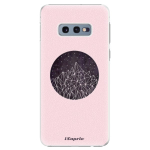 Plastové pouzdro iSaprio Hora 10 na mobil Samsung Galaxy S10e