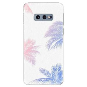 Plastové pouzdro iSaprio Palmy 10 na mobil Samsung Galaxy S10e