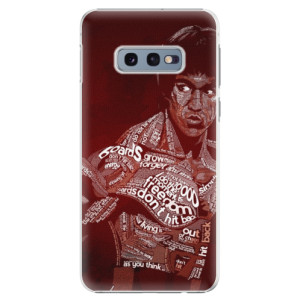 Plastové pouzdro iSaprio Bruce Lee na mobil Samsung Galaxy S10e