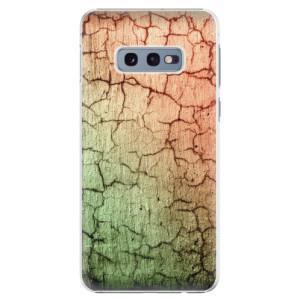 Plastové pouzdro iSaprio Rozpraskaná Zeď 01 na mobil Samsung Galaxy S10e