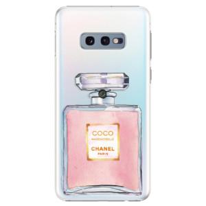 Plastové pouzdro iSaprio Chanel Rose na mobil Samsung Galaxy S10e