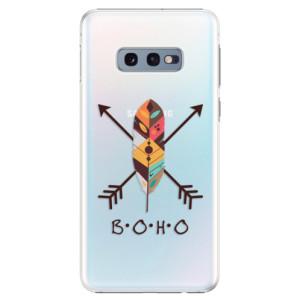 Plastové pouzdro iSaprio BOHO na mobil Samsung Galaxy S10e