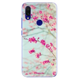 Plastové pouzdro iSaprio Blossom 01 na mobil Xiaomi Redmi 7