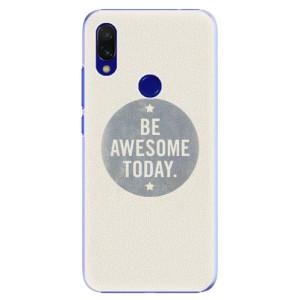 Plastové pouzdro iSaprio Awesome 02 na mobil Xiaomi Redmi 7