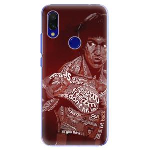 Plastové pouzdro iSaprio Bruce Lee na mobil Xiaomi Redmi 7