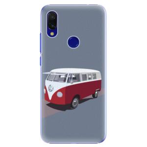 Plastové pouzdro iSaprio VW Bus na mobil Xiaomi Redmi 7