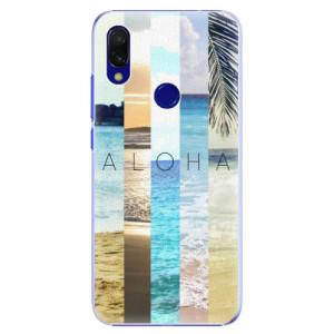Plastové pouzdro iSaprio Aloha 02 na mobil Xiaomi Redmi 7