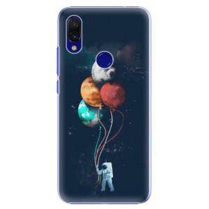 Plastové pouzdro iSaprio Balónky 02 na mobil Xiaomi Redmi 7