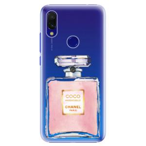 Plastové pouzdro iSaprio Chanel Rose na mobil Xiaomi Redmi 7