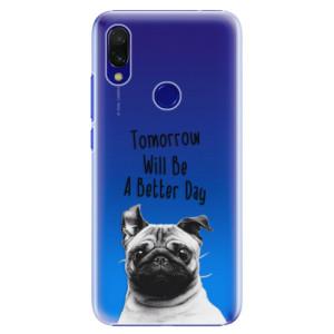 Plastové pouzdro iSaprio Better Day 01 na mobil Xiaomi Redmi 7