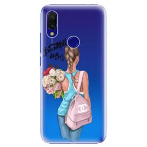 Plastové pouzdro iSaprio Beautiful Day na mobil Xiaomi Redmi 7