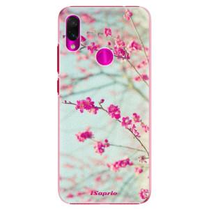 Plastové pouzdro iSaprio Blossom 01 na mobil Xiaomi Redmi Note 7