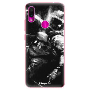Plastové pouzdro iSaprio Astronaut 02 na mobil Xiaomi Redmi Note 7