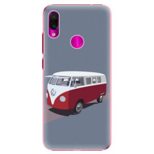 Plastové pouzdro iSaprio VW Bus na mobil Xiaomi Redmi Note 7