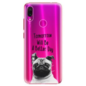 Plastové pouzdro iSaprio Better Day 01 na mobil Xiaomi Redmi Note 7