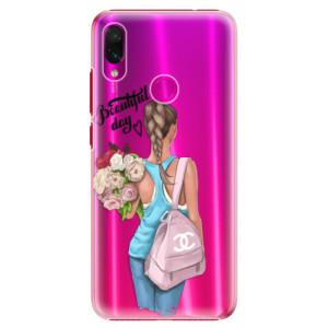 Plastové pouzdro iSaprio Beautiful Day na mobil Xiaomi Redmi Note 7