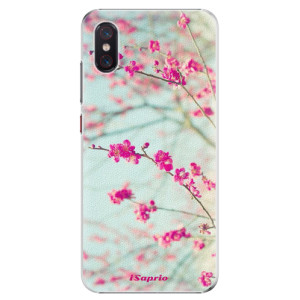 Plastové pouzdro iSaprio Blossom 01 na mobil Xiaomi Mi 8 Pro