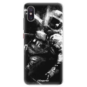 Plastové pouzdro iSaprio Astronaut 02 na mobil Xiaomi Mi 8 Pro