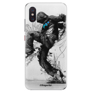 Plastové pouzdro iSaprio Dancer 01 na mobil Xiaomi Mi 8 Pro