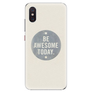 Plastové pouzdro iSaprio Awesome 02 na mobil Xiaomi Mi 8 Pro