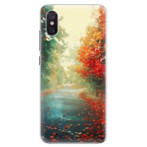Plastové pouzdro iSaprio Podzim 03 na mobil Xiaomi Mi 8 Pro