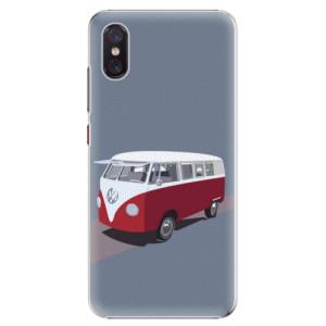 Plastové pouzdro iSaprio VW Bus na mobil Xiaomi Mi 8 Pro