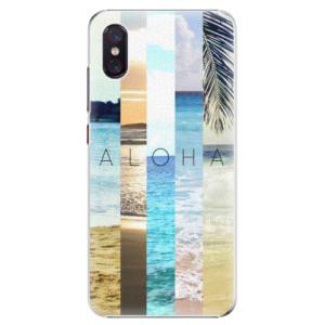 Plastové pouzdro iSaprio Aloha 02 na mobil Xiaomi Mi 8 Pro