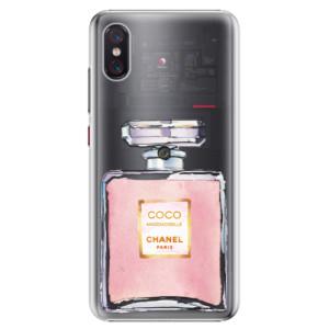 Plastové pouzdro iSaprio Chanel Rose na mobil Xiaomi Mi 8 Pro