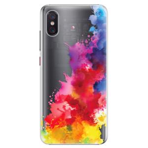 Plastové pouzdro iSaprio Color Splash 01 na mobil Xiaomi Mi 8 Pro