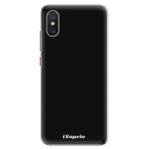 Plastové pouzdro iSaprio 4Pure černé na mobil Xiaomi Mi 8 Pro