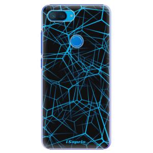 Plastové pouzdro iSaprio Abstract Outlines 12 na mobil Xiaomi Mi 8 Lite