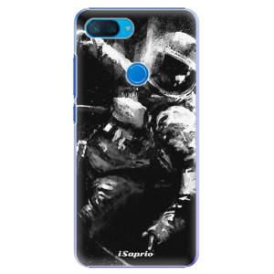 Plastové pouzdro iSaprio Astronaut 02 na mobil Xiaomi Mi 8 Lite