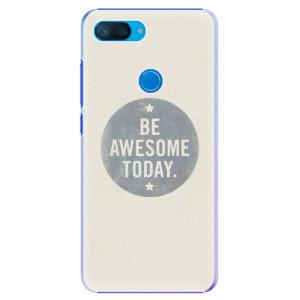 Plastové pouzdro iSaprio Awesome 02 na mobil Xiaomi Mi 8 Lite